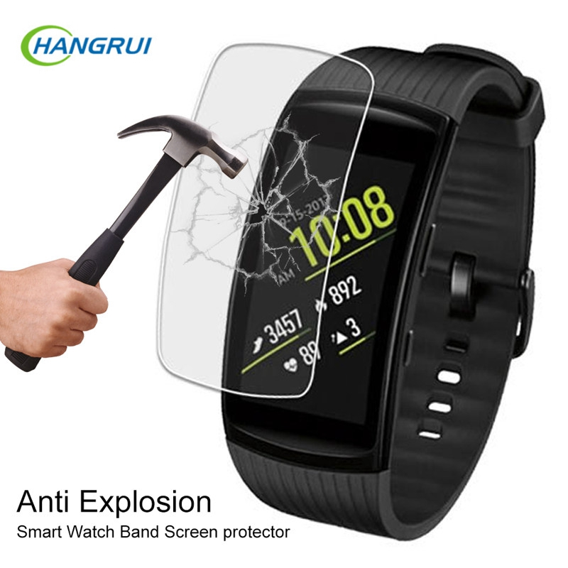 Anti-scratch Soft TPU Ultra HD Clear Protective Film For Samsung Gear Fit 2 Pro For Gear Fit2/Pro Full Screen Protector Cover