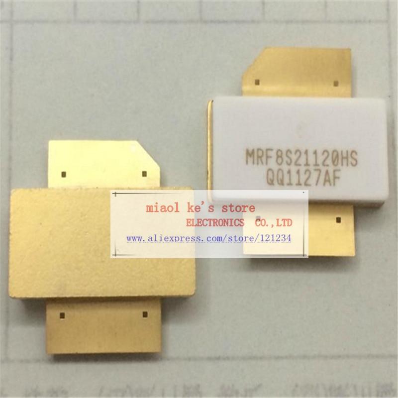MRF8S21120HS  MRF8S21120HSR3  -  RF Power Field Effect TransistorsMRF8S21120HS  MRF8S21120HSR3  -  RF Power Field Effect Transistors