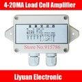 Тензодатчики Усилитель 4-20MA/0-5 В весом датчик/датчик силы/напряжение тока преобразователя 0-10 В