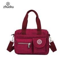Saltar bolsas bolsos mujeres marcas famosas bolsas de mensajero mujer Multi-bolsillo de las señoras bolsos 2017 de hombro caliente del bolso bolsos de mujer ZK1006