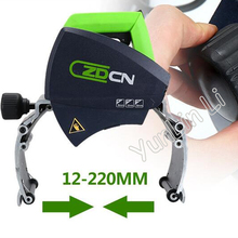 220V Portable Tube Cutter 1200W Electric Iron Stainless Steel Pipe Cutting Machine ZD220 стоимость