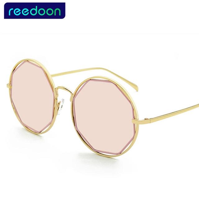 ad8e2cb64c Gothic Steampunk Mens Sunglasses Coating Mirrored Sunglasses Round Circle  Sun glasses Retro Vintage Gafas Masculino Sol B170