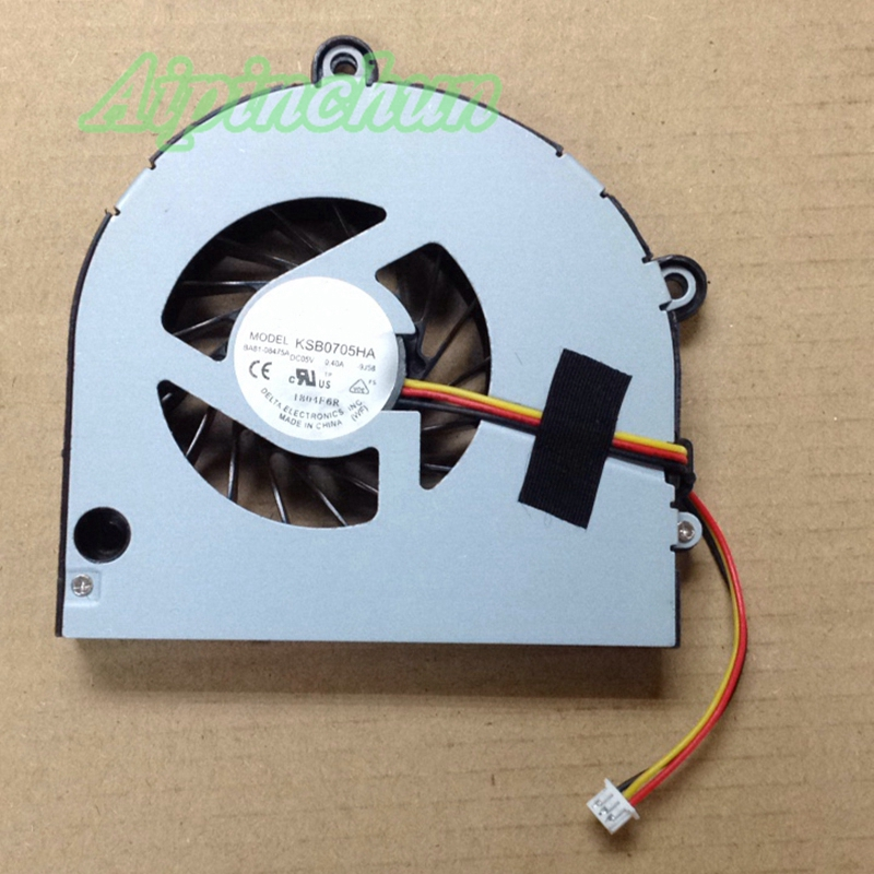 Aipinchun New CPU Cooling Fan For Toshiba Satellite C660 C650 P775 A660 A660D A665 A655D L675 L675D Cooler Radiators Laptop Fan 2200rpm cpu quiet fan cooler cooling heatsink for intel lga775 1155 amd am2 3 l059 new hot