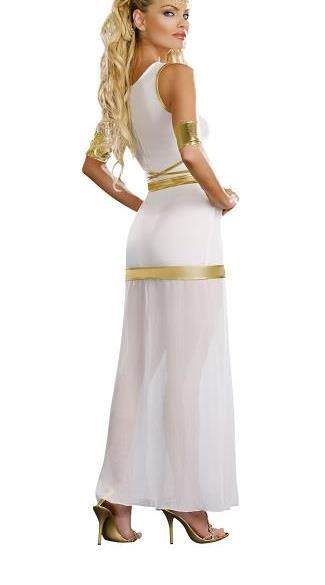 2017 Greek Goddess Of Love Costume Adult Aphrodite Halloween Fancy Dress Elegant Fashion Cosplay Queen Role Play A542863  sc 1 st  Aliexpress & Online Shop 2017 Greek Goddess Of Love Costume Adult Aphrodite ...