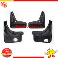 High quality Car styling mudguard fender mud flap flap splsh guard for Benz ML350 4pcs