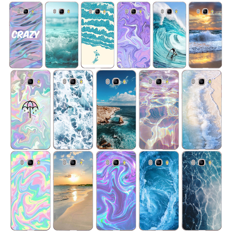 Cellphones & Telecommunications Phone Bags & Cases 312df The Waves Ocean Water Hard Transparent Case Cover For Samsung Note 3 4 8 For Galaxy A3 A5 2017 J3 J5 J7 2015 2016 2017