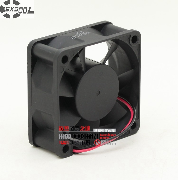 SXDOOL FD246025EB 6025 60mm 60*60*25mm DC 24V 0.21A power inverter axial cooling fan 60
