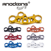 Motorcycle Lowering Triple Tree Front End Upper Top Clamp For YAMAHA R1 2004 2005 2006