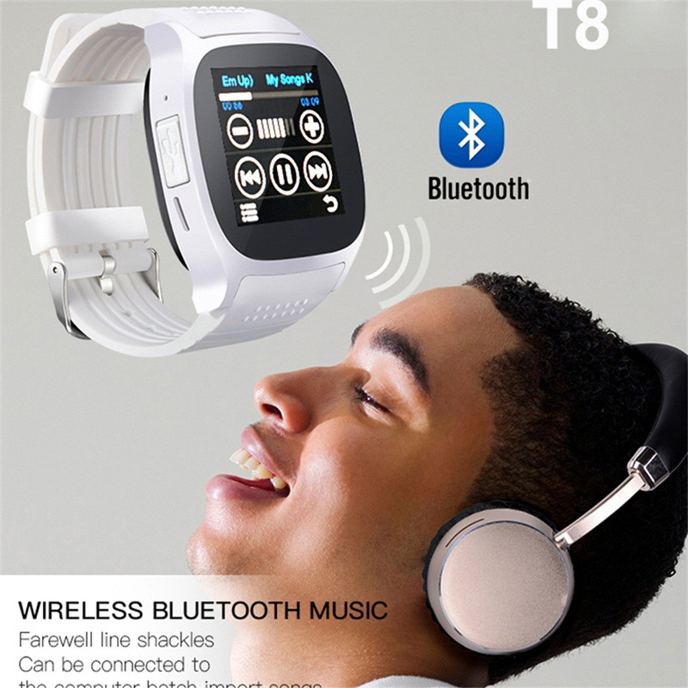 BT3.0 Smart Watch Support SIM and TFcard