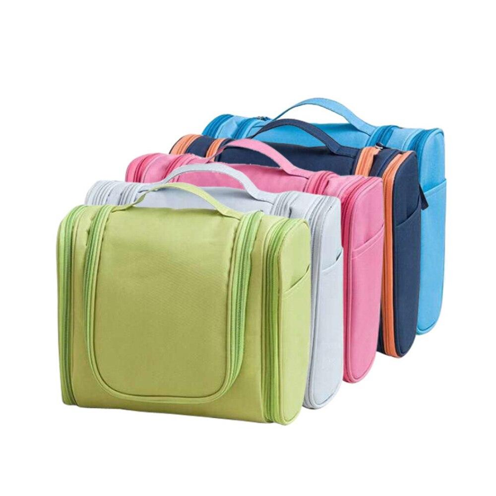 Women's Men's Cosmetic Bag Case Beauty Product Makeup Organi