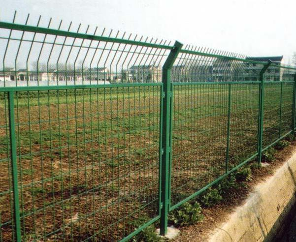 Wire Mesh Fence Frame Structure And Install In Field On Aliexpress