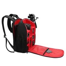 new hot seller can fold a removable double shoulder camera bag professional SLR camera bag