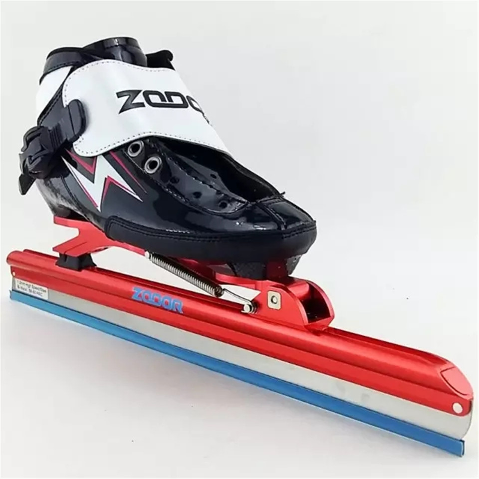 Japy 6 Layers Carbon Fiber Speed Ice Blade Skating Shoes Metal Fix Location Knife Racing ...