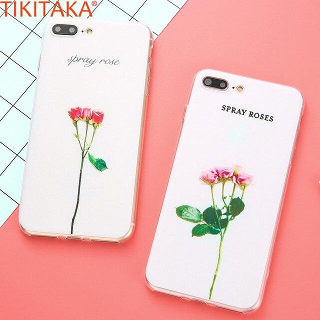 flower iphone 7 phone case