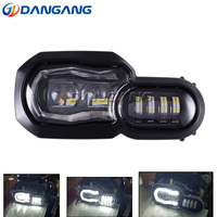 Complete LED Projector Headlight Assembly for BMW F800GS Adventure 2013 2016
