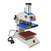 Wtsfwf 15*15CM Auto Pneumatic Small Logo Heat Press Printer Logo Heat Press Printer Machine for t shirts cases