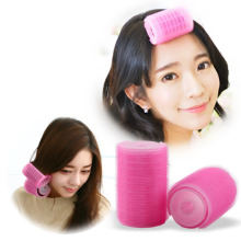 New Hair Rollers Magic Self-Adhesive Women Hair Curler Styling Tools 2pc Rollers Roll Curler Flexi Plastic Roller Beauty 2017