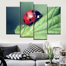 Ladybug Canvas Ucuza Satın Alın Ladybug Canvas Partiler Ladybug