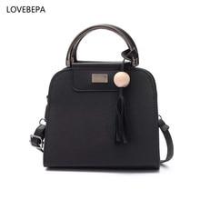 LOVEBEPA  bags for women 2017 New Korean Brand Retro PU Leather Handbags small shoulder bags