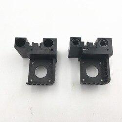 Funssor darmowa wysyłka stopu aluminium Prusa I3 MK2 oś X suwak Titan Aero wytłaczarki Nema 17 uchwyt na silnik + X suwak|Części i akcesoria do drukarek 3D|   -