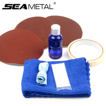 Car Headlight Repair Agent Cleaning Liquid Care Restoration Tool Auto Polishing Coating Protector Scratch Oxidation Car-styling