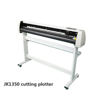 2017 New Digital Vinyl Sticker J1350 Cutting Plotter For 1350 Engraving Machine Cutting Machine With High