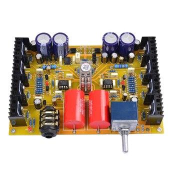 SUQIYA-HIFI HV-1 headphone amplifier finished board (A1 blueprint) - entry required