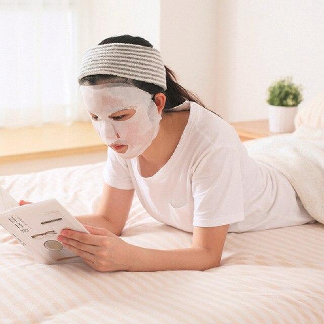 Nouvelle Arrivée Silicone Visage masque Couverture Prévenir Masque Essence L'évaporation Le Rythme D'absorption Hydratant Visage Masque Couverture 2