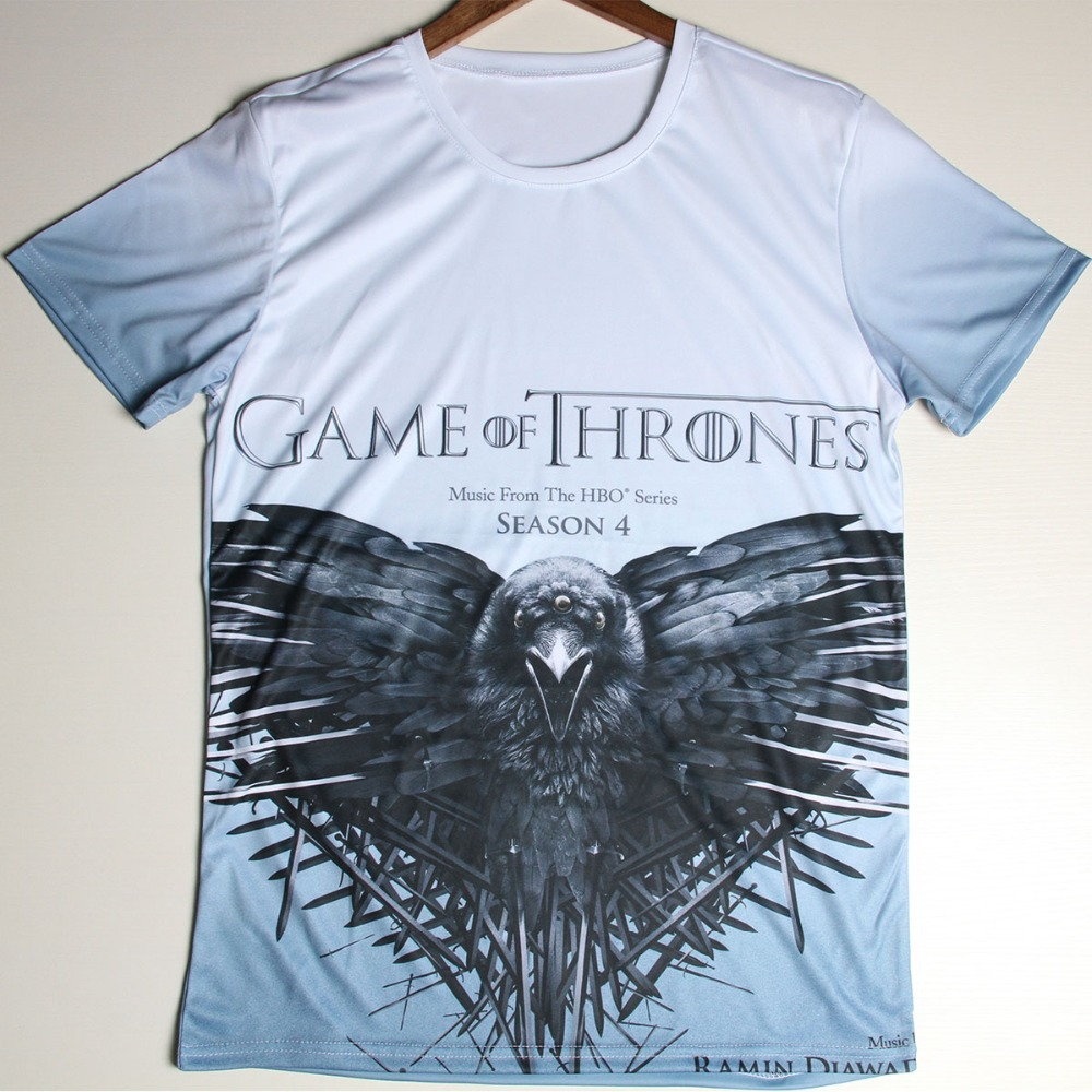 game of thrones t shirts men putin usa flag 3d t shirt o neck egypt print flower man tshirt euro. Black Bedroom Furniture Sets. Home Design Ideas