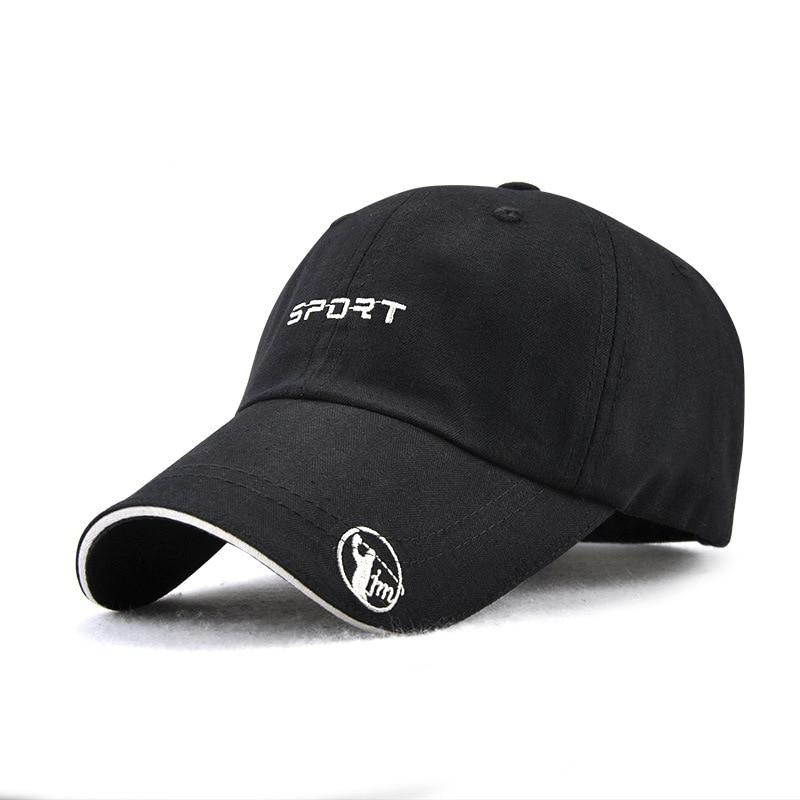 Men Berets Dad Hat Baseball Cap Spring Summer Autumn Leisure Hats  Embroidered Cotton Gats Mens Snapback Korean Outdoor Caps 9ef3e94b3cc2
