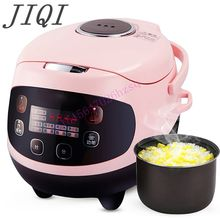 2L Portable electric cooker rice cooker used in house or car enough for 2-4 persons  24 hour reservation