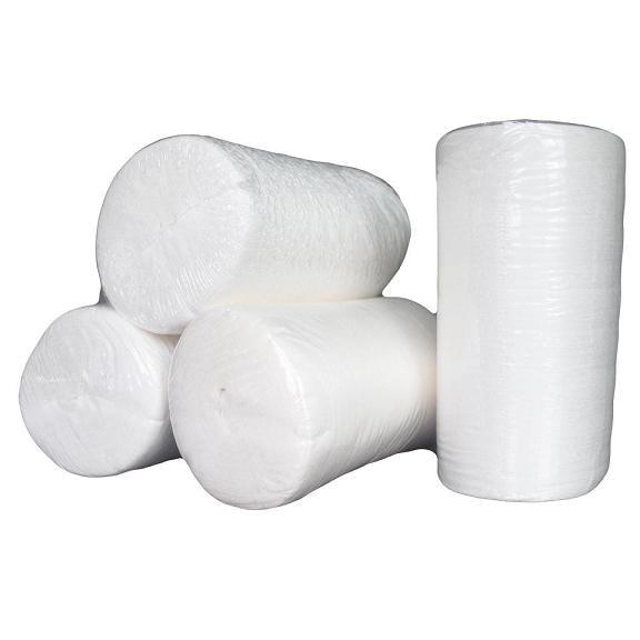 50 rolls lot ALVA Flushable Biodegradable Viscose Diaper Liner 32 Grammes per Square Metre