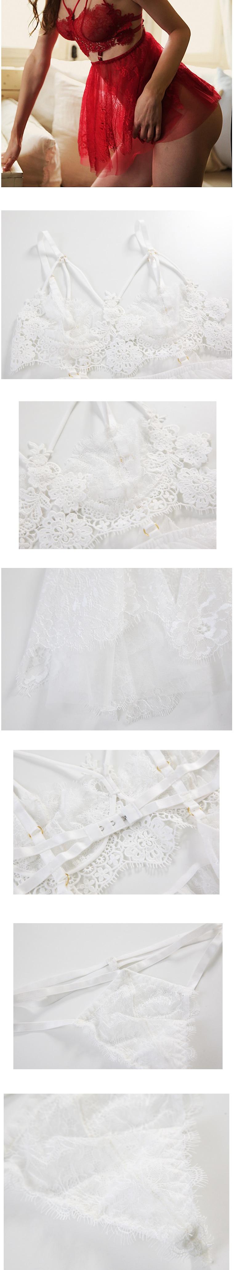 White Angel Sexy Dress