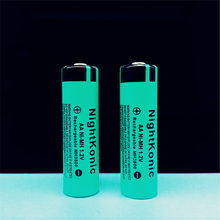 10 PCS/LOT  AA battery +1.2V NI-MH Rechargeable Battery green Nightkonic