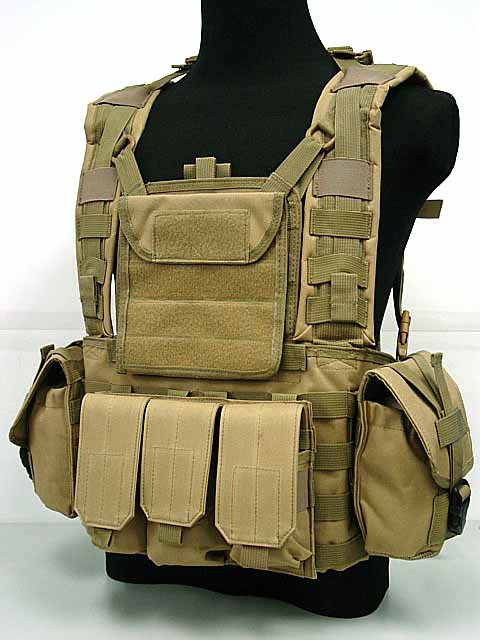 Airsoft Molle Canteen Hydration Combat RRV Vest Coyote Brown BK OD Multi Camo цены онлайн