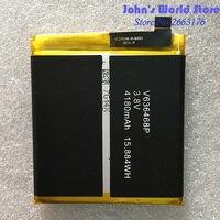 Blackview bv8000에 대 한 100% 새로운 원래 4180mAh 배터리 Blackview BV8000 프로에 대 한 방수 스마트 휴대 전화 리튬 이온 배터리