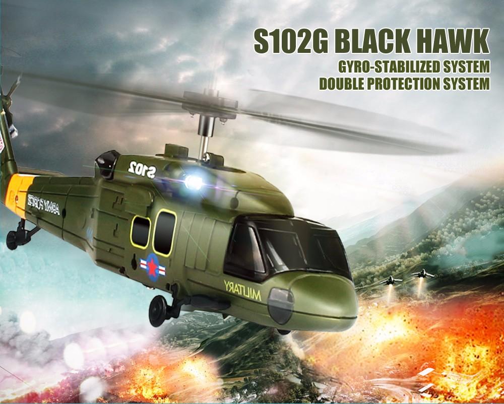 Mini Army SYMA Black 11