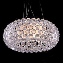 Buy caboche foscarini and get free shipping on aliexpress manggic foscarini style caboche acrylic ball pendant lamp modern chandelier dia audiocablefo
