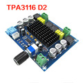 TPA3116 Amplificador de Áudio Digital Board Dual Channel amplificador TPA3116D2 120WX2