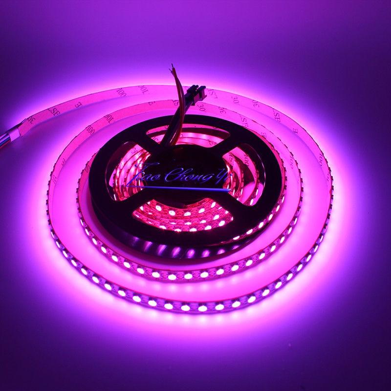 DC5V RGB endereçáveis LED pixel tira 8mm Largura PC
