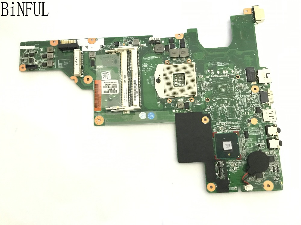 BiNFUL SUPER 100% SUPER 646669-001 MAINBOARD LAPTOP MOTHERBOARD FOR HP 630 430 CQ43 NOTEBOOK PC  HM55 COMPARE BEFORE ORDERBiNFUL SUPER 100% SUPER 646669-001 MAINBOARD LAPTOP MOTHERBOARD FOR HP 630 430 CQ43 NOTEBOOK PC  HM55 COMPARE BEFORE ORDER