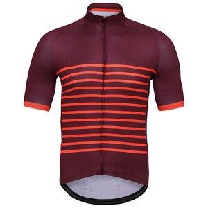 Image 3 - Crossrider Maillot clásico de manga corta para hombre, Ropa de Ciclismo de montaña, uniforme, 2020