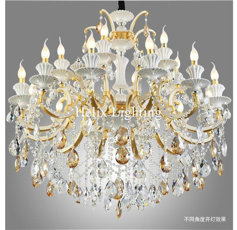 Jaunas ierašanās luksusa nefrīta lustras D105cm cinka sakausējuma - Iekštelpu apgaismojums - Foto 5