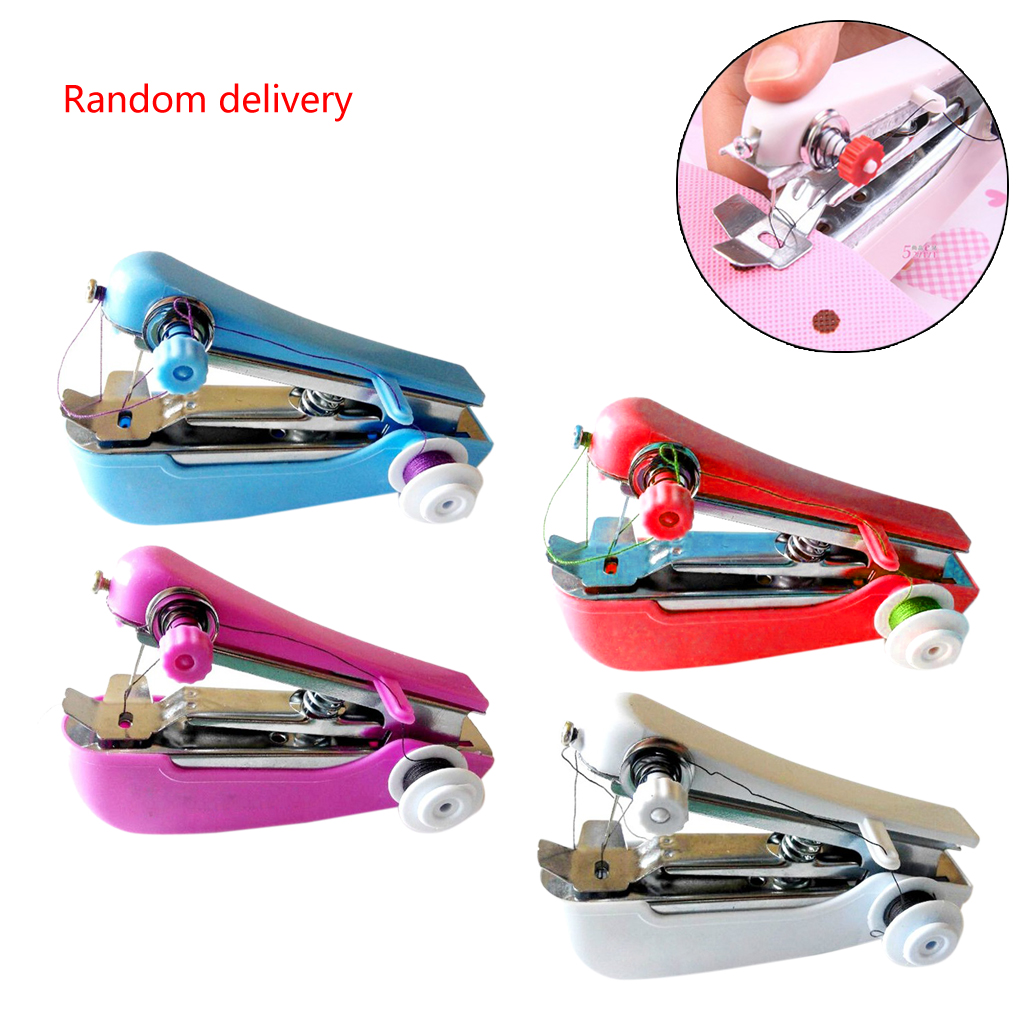 New style Advanced Cordless Hand-held Clothes Sewing Machine Home Travel Use tools