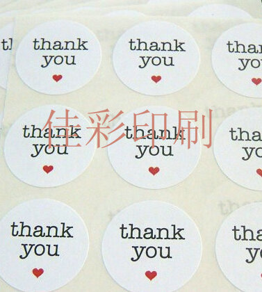 THANK YOU white kraft paper label sea-air-land) were Diameter2.5 centimeters, 1000 PCS/lot22 dollars 120pcs lot circular cursive writing thank you adhesive kraft seal sticker for baking gift label stickers funny diy work