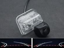 Trajectory Tracks 1080P Fisheye Lens Rear view Camera For Mazda 3 Mazda 6 CX-9 CX-7 CX-5 Besturn X80 B50 Car Waterproof camera цена и фото