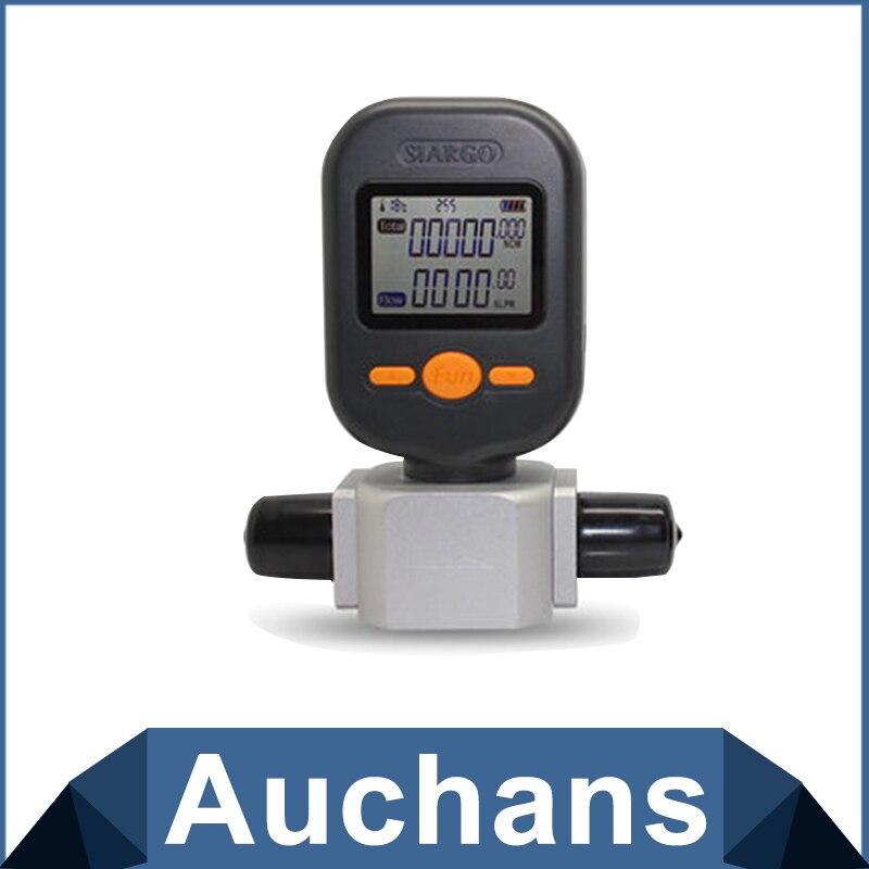 Flow Rate Tester : Mf digital gas mass flow meter protable air