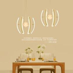 Restauracja lampa opuszczana led salon postmodernistyczna osobowość modna sztuka study sypialnia lampa lampy i latarnie