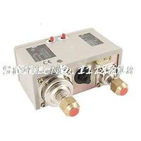 24A 16A 95 125PSI Manual Dual Pressure Switch Control Valve For Air Compressor