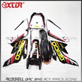 CRF70 plastic fender body kits  and 3M graphics decals sticker kits for Honda crf70 Style Dirt pit bikes spare parts